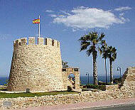 La Mata, on the Costa Blanca in sunny Spain