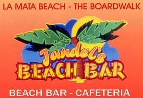 Bars in La Mata - Jandels