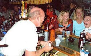Bars in La Mata