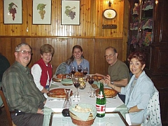 Restaurants in La Mata - El Pozo (sometimes referred to in the restaurante as El Pozzo!!)