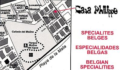 Restaurants in La Mata
