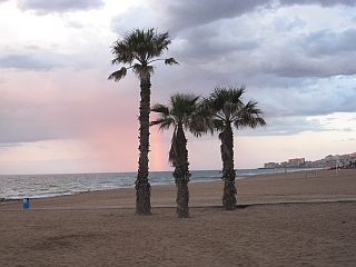 La Mata, on the Costa Blanca, in sunny Spain