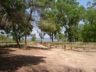 La Mata Natural Park - by the salt lakes