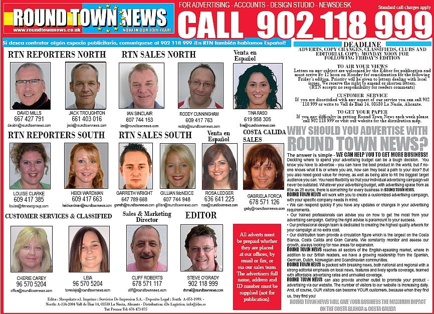 Round Town News - Roundtown news